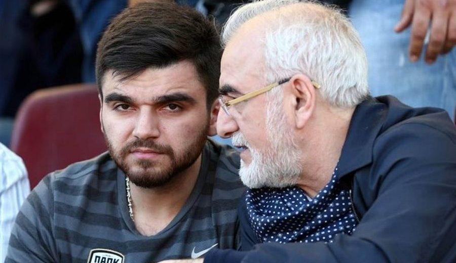 Τα έχουν χαμένα στον ΠΑΟΚ: «Μπουρλότο» στο ντέρμπι με την ΑΕΚ έβαλε ο Γιώργος Σαββίδης