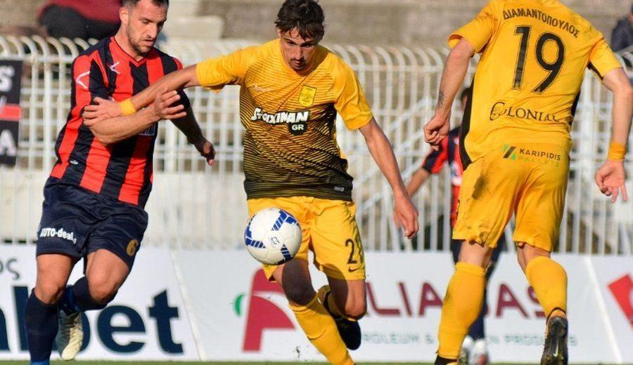 Football League: Δύο στα δύο με Παυλίδη ο Άρης - Νίκες για Παναχαϊκή και Δόξα Δράμας, πρώτη απώλεια για τον ΟΦΗ (αποτελέσματα - βαθμολογία)