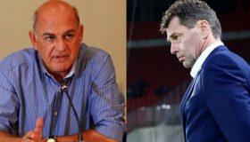«Ανοίγει» η διαπραγμάτευση για την ανανέωση του Σκίμπε με τον Γραμμένο να δηλώνει: «Όλοι Έλληνα προπονητή θα θέλαμε, αλλά...»