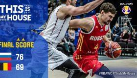 Νίκη με ανατροπή για τη Ρωσία επί του Βελγίου (video)