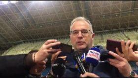 Σκουρτόπουλος : «Ωραίο είναι το ιλουστρασιόν περιτύλιγμα, αλλά τις ομάδες τις χαρακτηρίζει η καρδιά» (video)