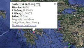 Σεισμός 4,6 Ρίχτερ στον Κορινθιακό - Τι λένε οι σεισμολόγοι (video)