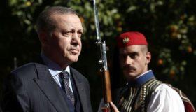 Ερντογάν: «Η κυβέρνηση μπήκε στην Κύπρο για να αποτρέψει τη σφαγή των Τούρκων από τους Ελληνοκύπριους»