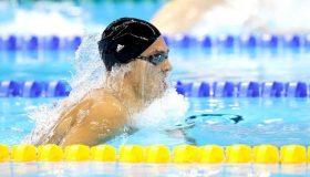14ος ο Βαζαίος στον ημιτελικό των 100μ. πεταλούδα