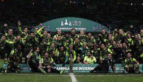 Η Σπόρτινγκ Λισαβόνας κατέκτησε το Λιγκ Καπ