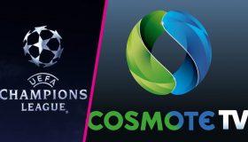 Στην Cosmote TV έως το 2021 Champions League και Europa