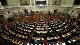 Αντιπαράθεση λόγω της αποχώρησης της αντιπολίτευσης από την προανακριτική επιτροπή