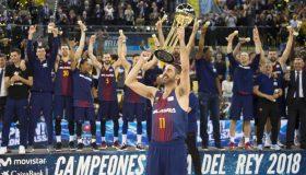 Κυπελλούχος Ισπανίας η Μπαρτσελόνα!