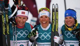 Στην Σουηδία το πρώτο μετάλλιο των Χειμερινών Ολυμπιακών Αγώνων