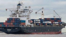 300 κιλά κοκαϊνη βρέθηκαν σε πλοίο της Danaos Shipping (εικόνες)
