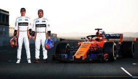 Η McLaren εμφάνισε το μονοθέσιο του 2018