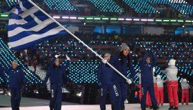 Τελετή Έναρξης στους Χειμερινούς Ολυμπιακούς Αγώνες με επίκεντρο την Ειρήνη (εικόνες - video)