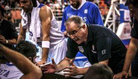 Σκουρτόπουλος: «Νομίζω ότι στη συνέχεια θα μας βοηθήσει ο Γιάννης Αντετοκούνμπο»
