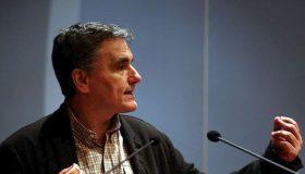 Τσακαλώτος: Να πιστέψουμε στην ικανότητα της Ελλάδας να σταθεί στα πόδια της