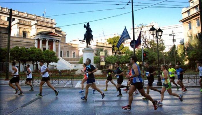 Αγώνας υπεραπόστασης Αθήνα-Σπάρτη-Αθήνα