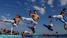 Υπό την αιγίδα του ΕΟΤ το Παγκόσμιο πρωτάθλημα Beach Taekwondo της Ρόδου