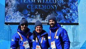 Το Παραολυμπιακό Χωριό της Πιονγκτσάνγκ υποδέχτηκε την ελληνική ομάδα