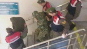 Παρέμβαση των δικηγόρων για τους Έλληνες στρατιωτικούς! «Κρατούνται ενώ δεν έχουν απαγγελθεί σε βάρος τους κατηγορίες»