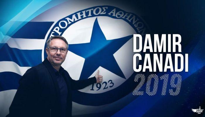 Με Νταμίρ Κάναντι και τη νέα χρονιά!