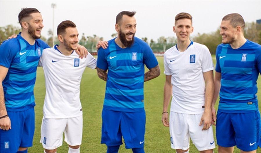 Η Nike παρουσιάζει τη νέα εμφάνιση της Ελληνικής Εθνικής Ομάδας Ποδοσφαίρου… 191abdda563
