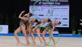 Ασημένιο μετάλλιο για το ελληνικό ανσάμπλ στο Aphrodite Cup (video)