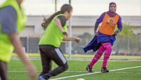 Το Soccer Without Borders άλλαξε την ζωή της Φατούμα
