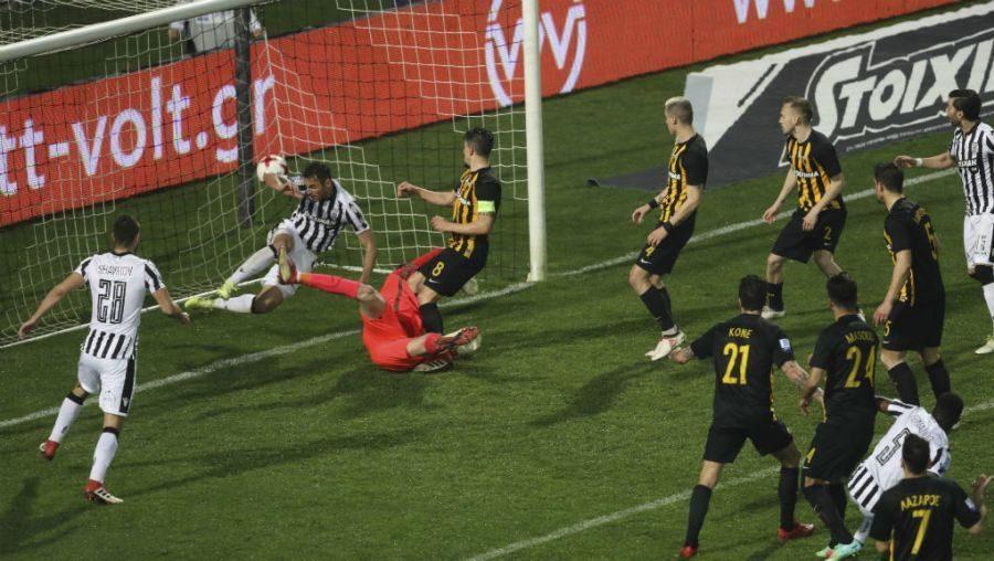 Οφσάιντ το γκολ του ΠΑΟΚ, σύμφωνα με την UEFA