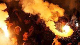 Επεισόδια, συλλήψεις και τραυματισμοί στη Σόφια
