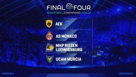 Στην Αθήνα το Final-4!