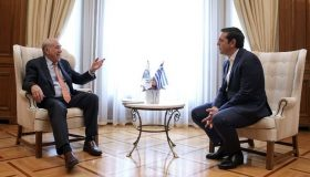 Τσίπρας-Γκουρία: Ώρα για ελάφρυνση του χρέους