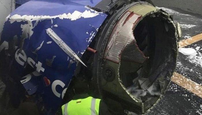 Σκοτώθηκε εξαιτίας έκρηξης στον κινητήρα αεροσκάφους