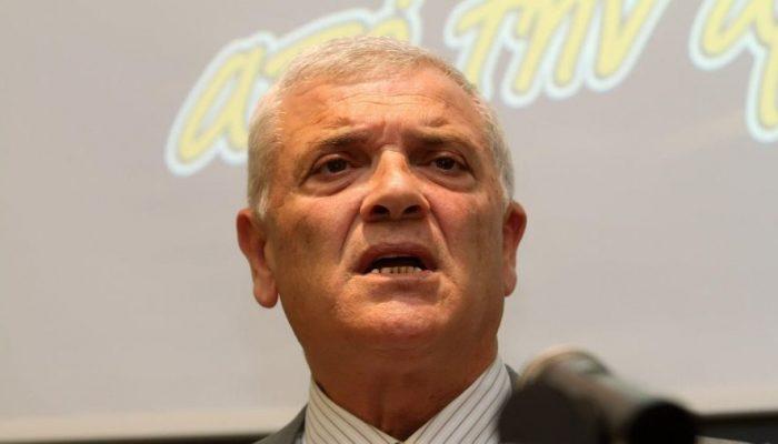 Μελισσανίδης: «Έχουμε ακόμα μπροστά μας δύο ιστορικά ματς» - Ουζουνίδης: «Μεγάλη πρόκληση η... πρόκριση»