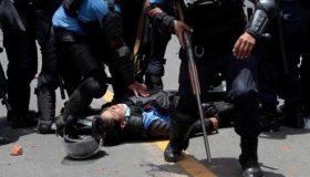 Στους 11 οι νεκροί από τις βίαιες διαδηλώσεις