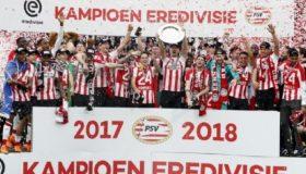 Πρωταθλήτρια Ολλανδίας η Αϊντχόφεν (video)