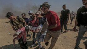 Έντονες διπλωματικές αντιδράσεις για την αιματοχυσία στη Γάζα (video)