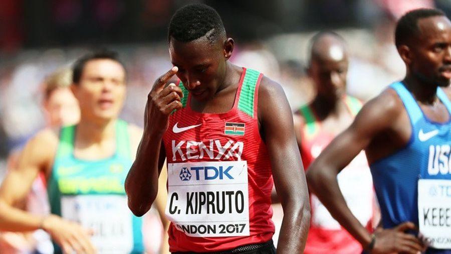 Ντοπέ ο Κενυάτης Ασμπελ Κίπροπ!