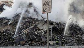 44 αγνοούμενοι από κατάρρευση πολυόροφου κτιρίου στο Σάο Πάολο