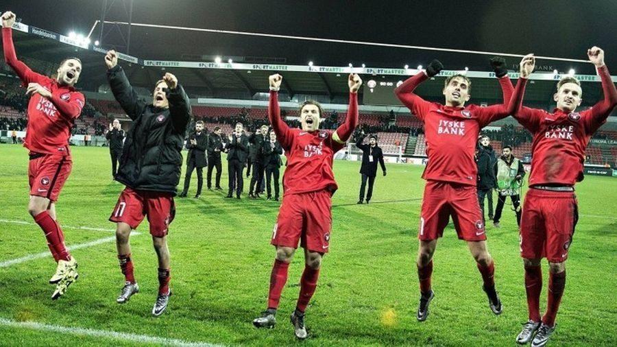 Πρωταθλήτρια Δανίας η Μίντιλαντ!