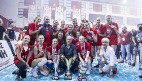 Πρωτάθλημα και Κύπελλο και Ευρωπαϊκό