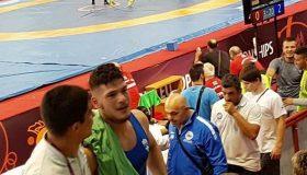 Στον τελικό του Ευρωπαϊκού Πρωταθλήματος ο Τσομπανούδης