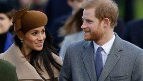 Ο γάμος του πρίγκιπα Xάρι και της Μέγκαν Μαρκλ (live video)