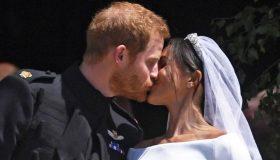 Ο πρίγκιπας Χάρι και η Μέγκαν Μαρκλ είναι πλέον σύζυγοι (video)