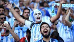 «Ξηλώνονται» οι Αργεντινοί για το ταξίδι στο Καζάν