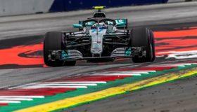 Ο Μπότας την pole position στην Αυστρία