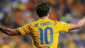 Ντε Βινσέντι: «Είμαι έτοιμος να προσφέρω»