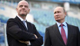 Ινφαντίνο: «Γίναμε λάτρεις της Ρωσίας»