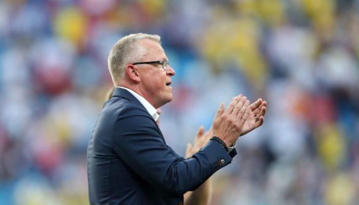 Άντερσον: «Καθοριστική η νίκη μας!» - Γιονγκ: «Έπαιξε καλά η Σουηδία»