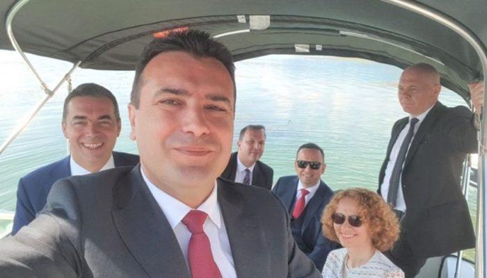 «Θέλουμε Μακεδονικές επιτυχίες», έγραψε ο Ζάεφ! (εικόνες)