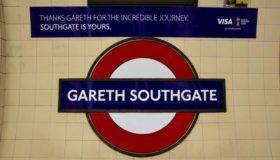 Επόμενος σταθμός «Γκάρεθ Σάουθγκεϊτ»