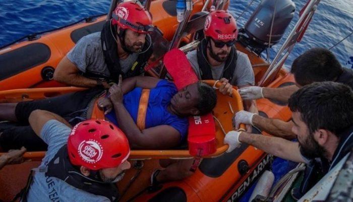 Σε αποστολή διάσωσης προσφύγων ο Μαρκ Γκασόλ